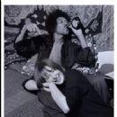 Jimi Hendrix and Kathy Etchingham - 454 x 468