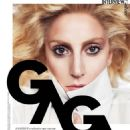 Lady Gaga - Fashion Magazine Pictorial [Canada] (February 2014)
