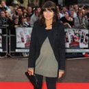 Claudia Winkleman - 'Scott Pilgrim Vs The World' European Film Premiere At The Empire Cinema, Leicester Square On August 18, 2010 In London, England - 454 x 733