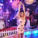 Katy Perry - Performing At The MuchMusic Headquarters In Canada - June 22, 2010