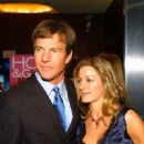 Dennis Quaid and Anna Poche - 320 x 480
