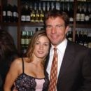 Dennis Quaid and Anna Poche - 391 x 600