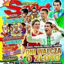 Lukas Podolski, Cristiano Ronaldo, Fernando Torres, Gianluigi Buffon - BRAVO sport Magazine Cover [Poland] (26 June 2012)