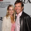 Dennis Quaid and Kimberly Buffington - 425 x 600