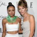 Actress Kat Graham attends ELLE's 20th Annual Women In Hollywood Celebration at Four Seasons Hotel Los Angeles at Beverly Hills on October 21, 2013 in Beverly Hills, California