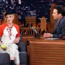 Kristen Stewart – On 'The Tonight Show with Jimmy Fallon' in NY