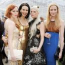 The Serpentine Gallery Summer Party Co-Hosted By L'Wren Scott - 26 June 2013 - 411 x 594