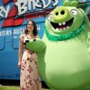 Marla Sokoloff – 'The Angry Birds Movie 2' premiere in Los Angeles - 454 x 303