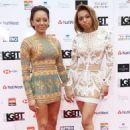 Melanie Brown and Phoenix Chi Gulzar – 2018 LGBT Awards in London - 454 x 686