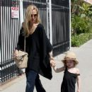 Rachel Zoe was spotted running errands with her son Kaius Berman in Los Angeles, California on March 24, 2017 - 449 x 600