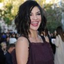 Jessica Szohr – Rebecca Minkoff Fashion Show 2017 in West Hollywood February 5, 2017 - 454 x 684