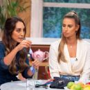 Ferne McCann – On 'This Morning' TV show in London - 454 x 340