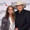 Steven Tyler attends the Songwriters Hall of Fame 49th Annual Induction and Awards Dinner at New York Marriott Marquis Hotel on June 14, 2018 in New York City