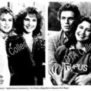 Mimi Rogers and Richard Beymer