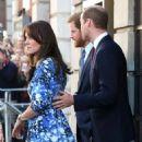 Catherine, Duchess of Cambridge, Prince William Windsor  attends The Charities Forum, BAFTA (October 26, 2015)