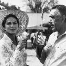 Ingrid Bergman and Anthony Quinn
