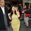 Kim Kardashian stops by  the 'Today' show January 15, 2013