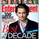 Johnny Depp - Entertainment Weekly Magazine [United States] (11 December 2009)