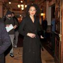 Nathalie Emmanuel – Leaving 'La Boheme' VIP press night in London - 454 x 690