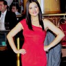 Maite Perroni Lady in red 2012
