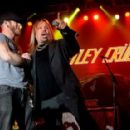Vince Neil performs at the 2014 Big Machine Label Group Show on February 19, 2014 in Nashville, Tennessee - 454 x 287