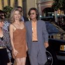 Fisher Stevens and Michelle Pfeiffer - 409 x 600
