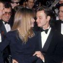 Fisher Stevens and Michelle Pfeiffer