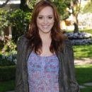 Andrea Bowen - 'Child Hunger Ends Here' Neighborhood Celebrity Rally On Wisteria Lane At NBC Universal Lot On April 7, 2010 In Universal City, California
