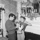 Eddie Fisher and Debbie Reynolds