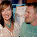 Allison Janney and Richard Jenik