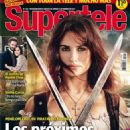 Penélope Cruz - Supertele Magazine Cover [Spain] (8 February 2013)