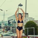 Greece's Next Top Model- Celebrate your Body!- Lingerie on a Truck on the Streets of Athens- Top 21