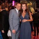 Alan Tacher and Cristina Bernal- Premios Lo Nuestro Awards 2015 - 385 x 600