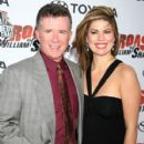 Alan Thicke and Tanya Callau - 409 x 600