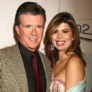 Alan Thicke and Tanya Callau - 433 x 600