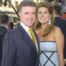 Alan Thicke and Tanya Callau - 416 x 600