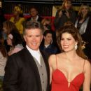 Alan Thicke and Tanya Callau - 434 x 600