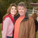 Alan Thicke and Tanya Callau - 384 x 600
