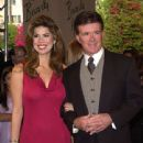 Alan Thicke and Tanya Callau - 441 x 600