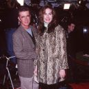 Alan Thicke and Gina Tolleson