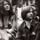 Janis Joplin and Peter Tork - 454 x 589