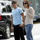 Anthony Kiedis and Nika (Model) - 454 x 681