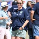 Zara Tindall at Magic Millions Festival of British Eventing in Gloucestershire - 454 x 760