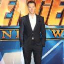 Benedict Cumberbatch - 'Avengers Infinity War' UK Fan Event - Red Carpet Arrivals - 413 x 600