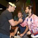 Henry Cavill- July 23, 2016- San Diego Comic Con- Surprises Suicide Squad - 454 x 311