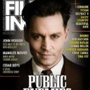 Johnny Depp - FilmInk Magazine Cover [Australia] (August 2009)