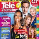 Karine Le Marchand - Télé 2 Semaines Magazine Cover [France] (10 June 2017)