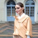 Olivia Palermo out to Fashion Week in Milan - 454 x 532