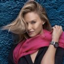 Bar Refaeli Hublot Big Bang Sugar Skull 2015 Shoot