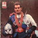 Omar Sharif - Cine Tele Revue Magazine Pictorial [France] (1 December 1966) - 454 x 599
